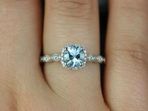 1.5克拉钻石戒指